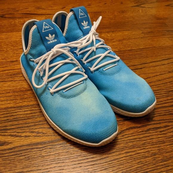 adidas Shoes | Pharrell Holi Blue